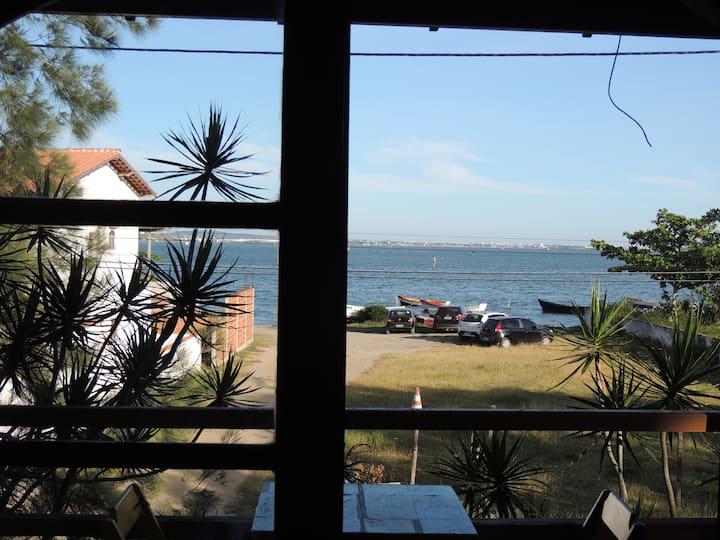 Aconchegante espaço na Costa do Sol