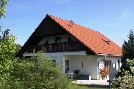Erholung in der Dahlener Heide - Apartment