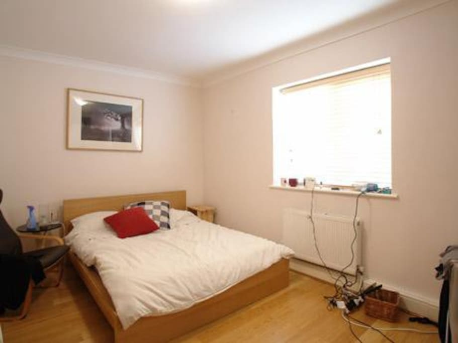 Largest of 3 double bedrooms