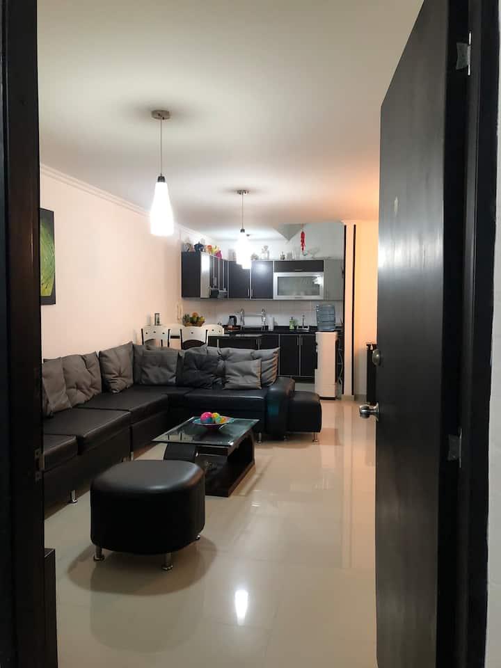 Villavicencio. Acogedora casa para grupos y flia