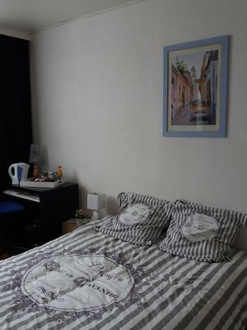 Belle chambre dans résidence sécurisée