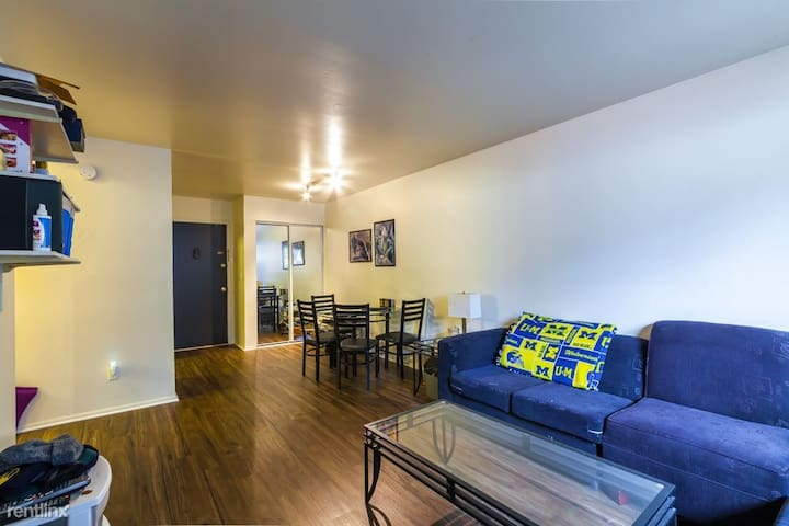 Large Clean Apartment in the Heart of Campus - Ann Arbor - Apartment