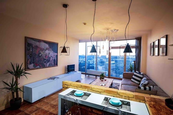 Top European Exclutive Penthouse Apartment