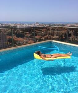 Luxury Sea and City View Penthouse - Netanya