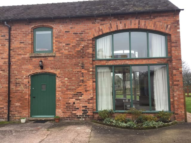 Barn Conversion in Staffordshire Countryside