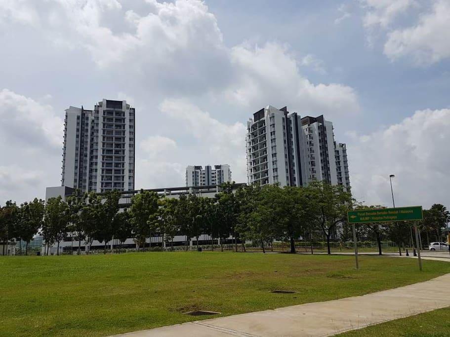 Sumayyah Homestay @TamaraResidence, Ayer8, Putrajaya