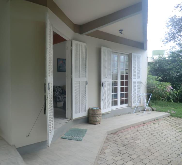 Frente estúdio