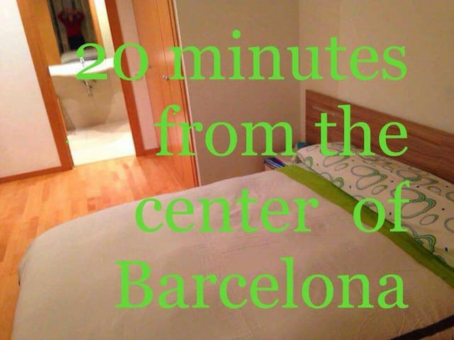 20 minutes from the center of barcelona - Mollet del Vallès, Barcelona