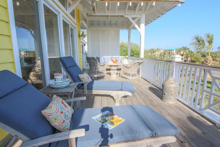 Oceanview, 2nd Row (Isle of Palms, SC)