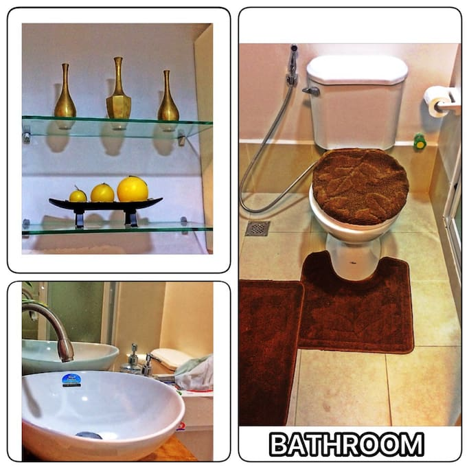 TOILET  AND  BATH TO
