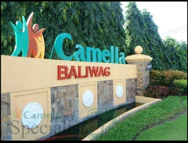 It is located in Camella Homes, Tangos,Baliuag,Bulacan,Philippines. Very accessible to the SM Shopping center, public market, schools, hospital, Church and pastfood chains.