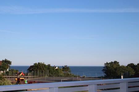 Barnevennlig hytte med havutsikt, Kristiansand