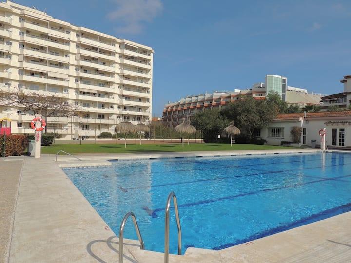 Carihuela Palace Studio apartment 417
