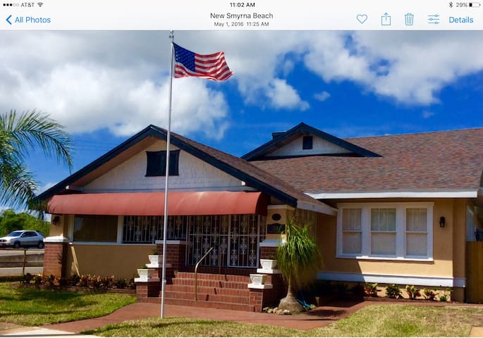 New Smyrna Beach Inn-Bungalow -new! - New Smyrna Beach - Bungalow