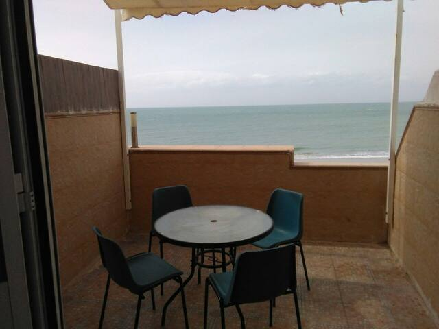 Apartamento Playa de la Costilla. - Rota - Apartment