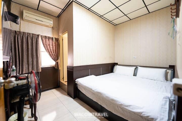 琉球夯旅遊生態民宿2人房1500
