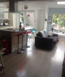 3 Bdrm house on the coast and near Dublin City - Skerries - บ้าน
