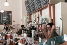 HiRise bakery is a great place for a good breakfast or a brunch snack. Great coffee just a 5 min walk away