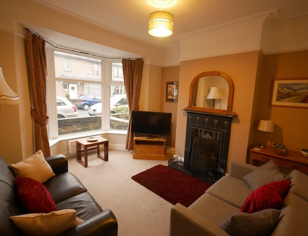 Belle Vue - Skipton. A NEW 4**** holiday cottage.