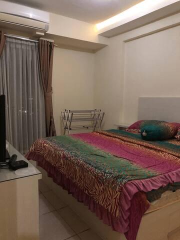 Lovely 3-Bedroom Suite at Anggun Bogor Valley
