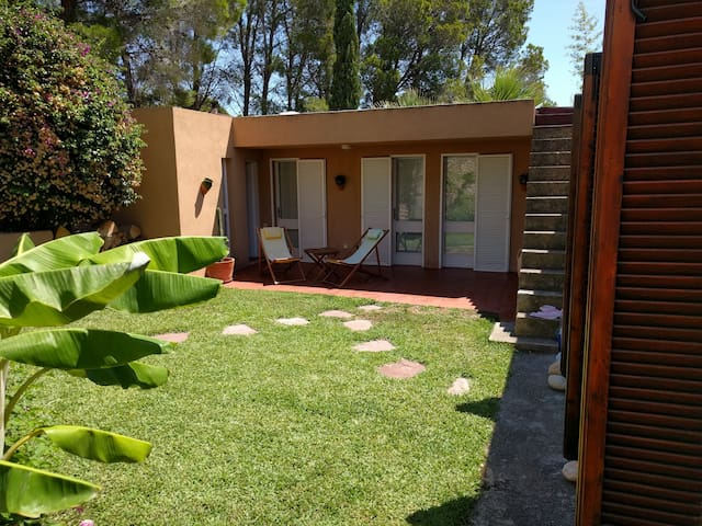 Mediterrean Vacation House - Calafat - Byt