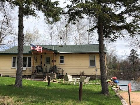 Flannel Retreat-Lake Life/ATV/Winter Sleds-trails