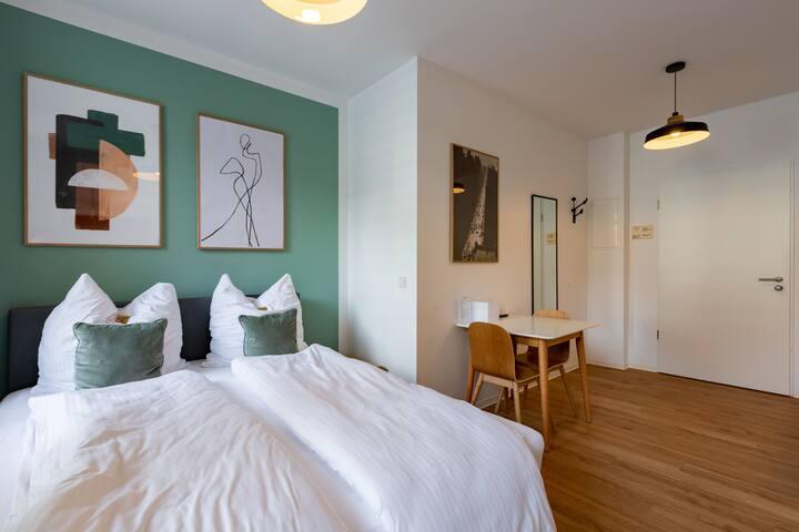 Limehome Aachen - Junior Suite