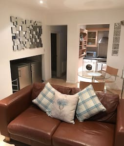 1 Bedroom Flat in North Oxford with parking