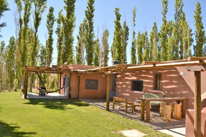 """""""Rancho Las Ganas"""" - Casa de Campo"""