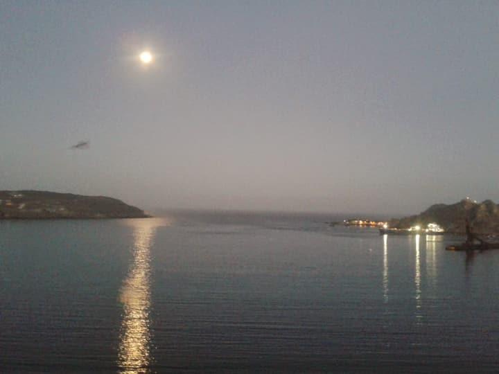 Estupendo departamento con vista al mar