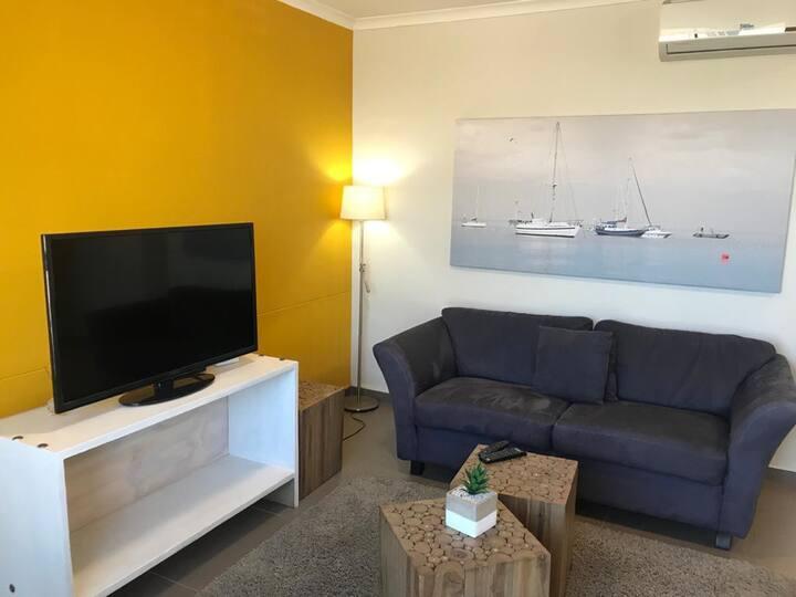 Lifestyle Apartment No 2, Central Swakopmund.