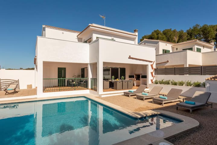 Villa Agonda at Illes Balears