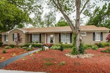 Awesome house near White Rock Lake - Dallas - Casa