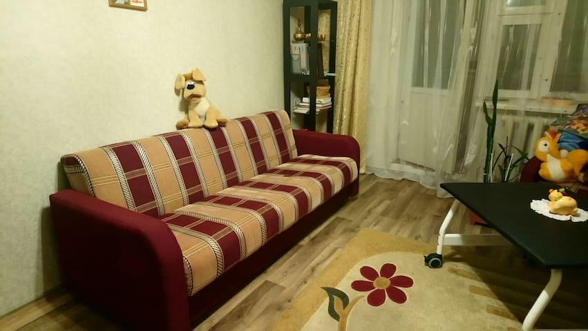 Комната у хозяйки.