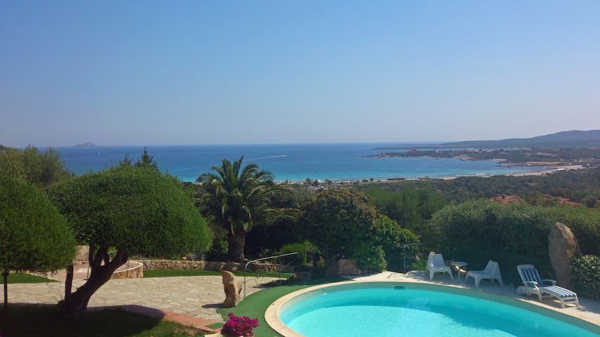 La Bicca- a Sardinian family home with a view - Rudalza - Departamento