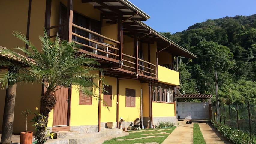 Suites Alto Itamambuca (suite 1)