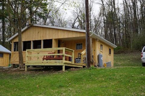 SugarRun Cabin #2 -Riverview of Susquehanna