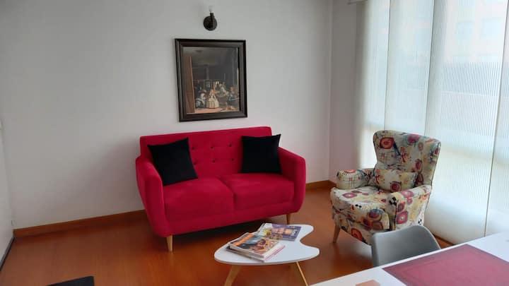 Apartamento en Cajicá, tranquilo y cerca de todo