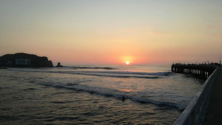 Exclusivo Departamento playa CerroAzul Enero2021