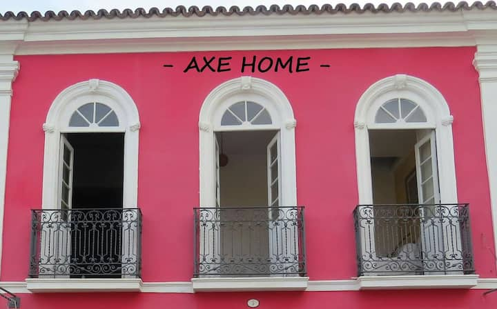 Axe Rooms & Coffee - Pelourinho - AXE HOME
