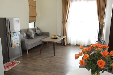 (H272)1bed Apt*Free laundry, clearning * Gym*Lotte