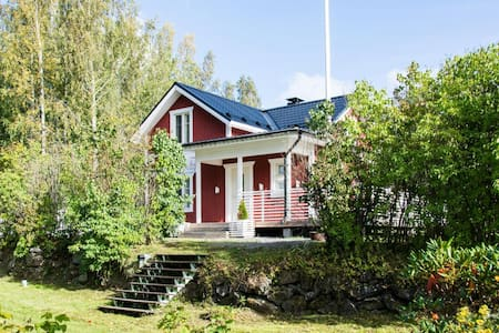 Selmas Torp, idyll by the lake, for your wellbeing
