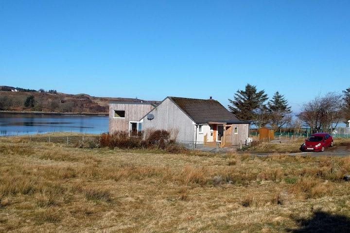 Cuan Beag - a peaceful sea shoreline retreat.