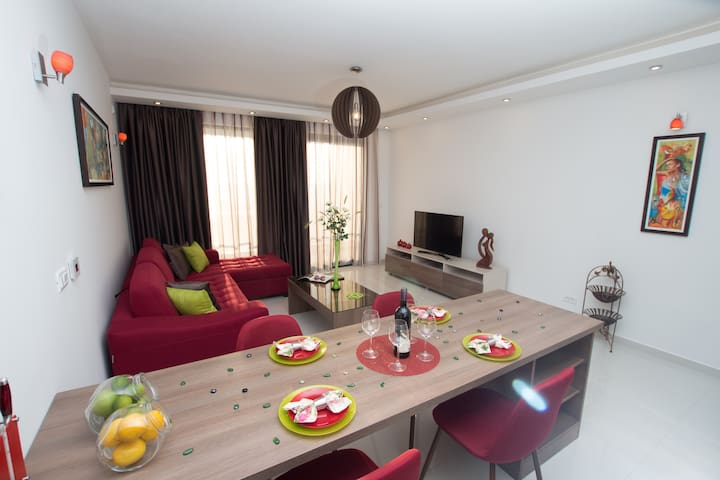 Ema Red Apartment - Utjeha-Bušat - Appartement