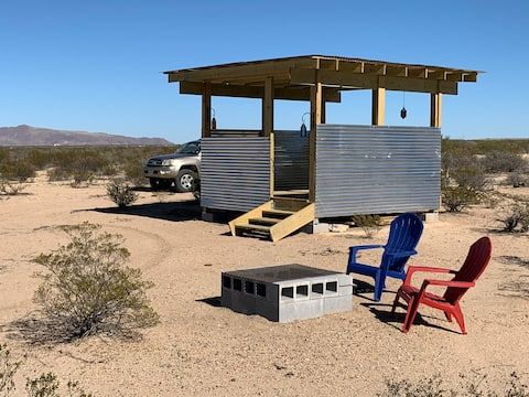 Sky Ranch Terlingua North Shelter