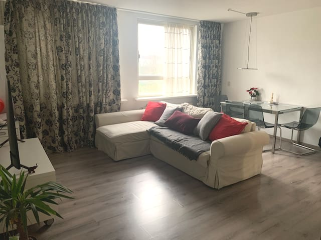 Apartment 15 min from City Center