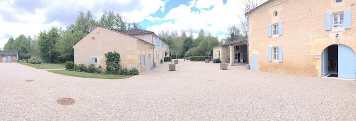 Hébergement authentique aux portes de Cognac