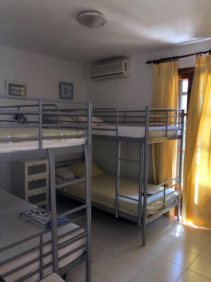 Apartamento en primera línea en Vera Playa,Almeria