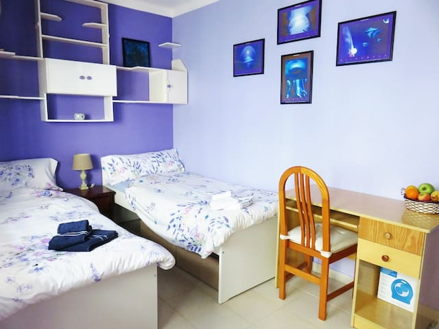 Alkimya Dream (Twin Bedroom)