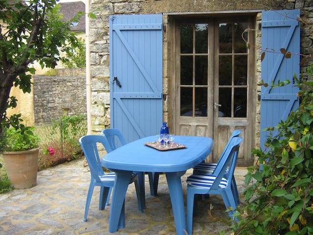 Volets Bleus - Daglan - Casa